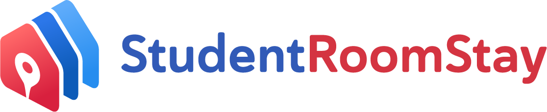 StudentRoomStay Logo 2