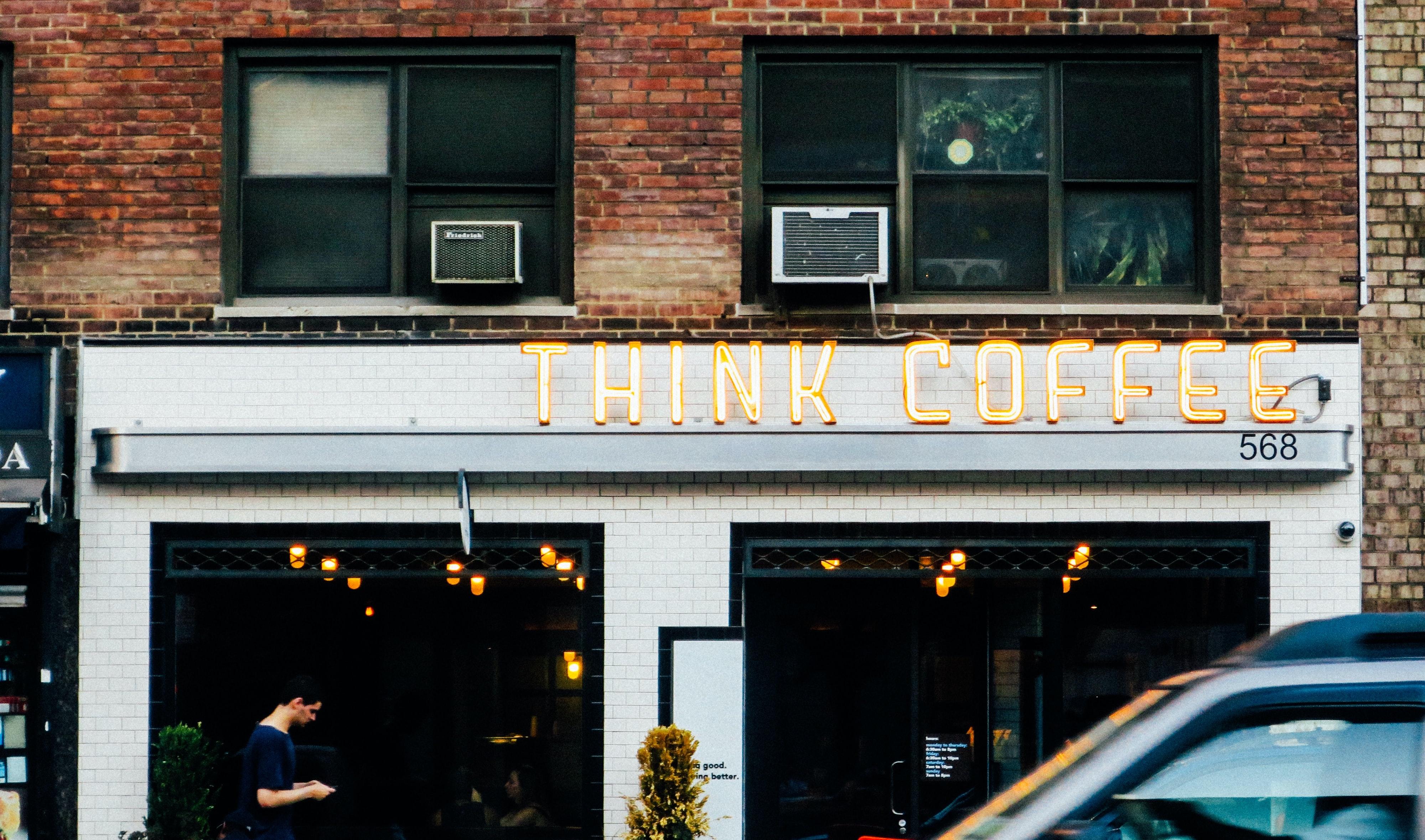 New York Coffee Shops